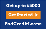 Get a bad credit personal loans for people with poor credit history